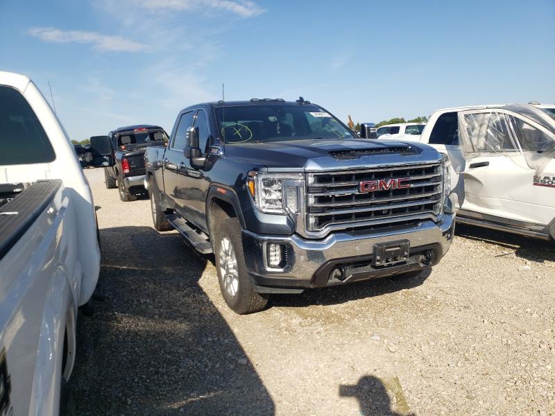 Vehiculos salvage en venta de Copart Wilmer, TX: 2020 GMC Sierra K25