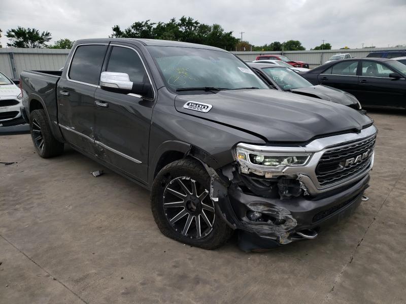 Vehiculos salvage en venta de Copart Wilmer, TX: 2019 Dodge RAM 1500 Limited