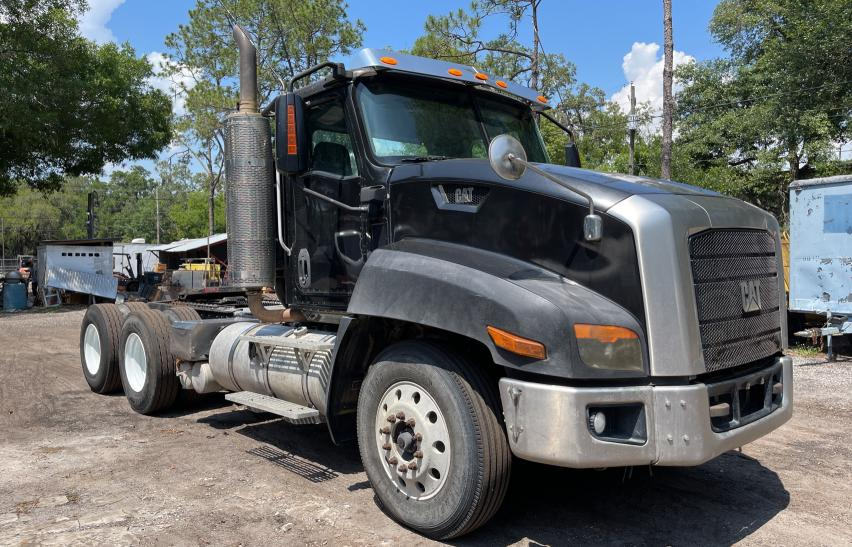 Caterpillar salvage cars for sale: 2012 Caterpillar CT660