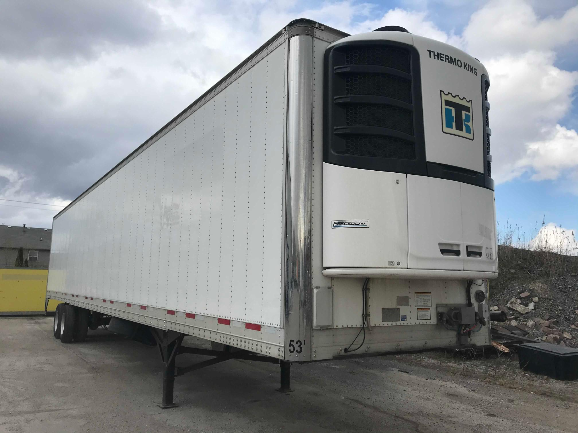 Great Dane Reefer salvage cars for sale: 2018 Great Dane Reefer