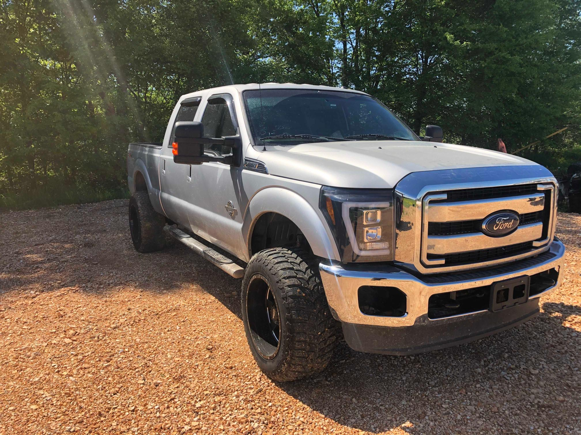 2011 FORD F250 SUPER 1FT7W2BT3BEB38282