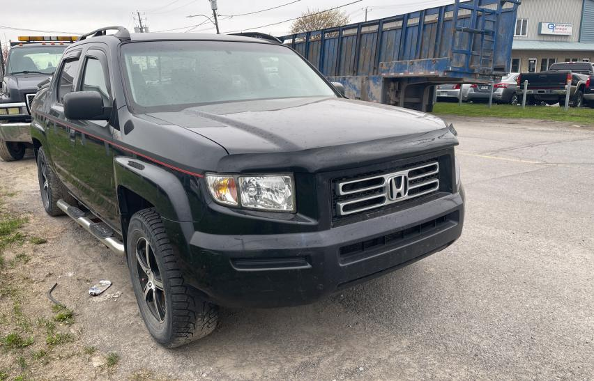 Honda Ridgeline salvage cars for sale: 2006 Honda Ridgeline