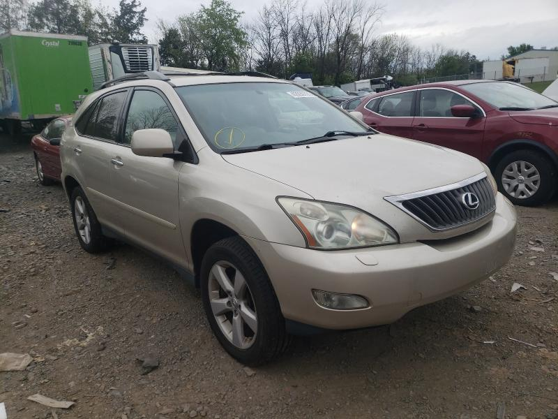 Used 2008 LEXUS RX350 - Small image. Lot 42050721