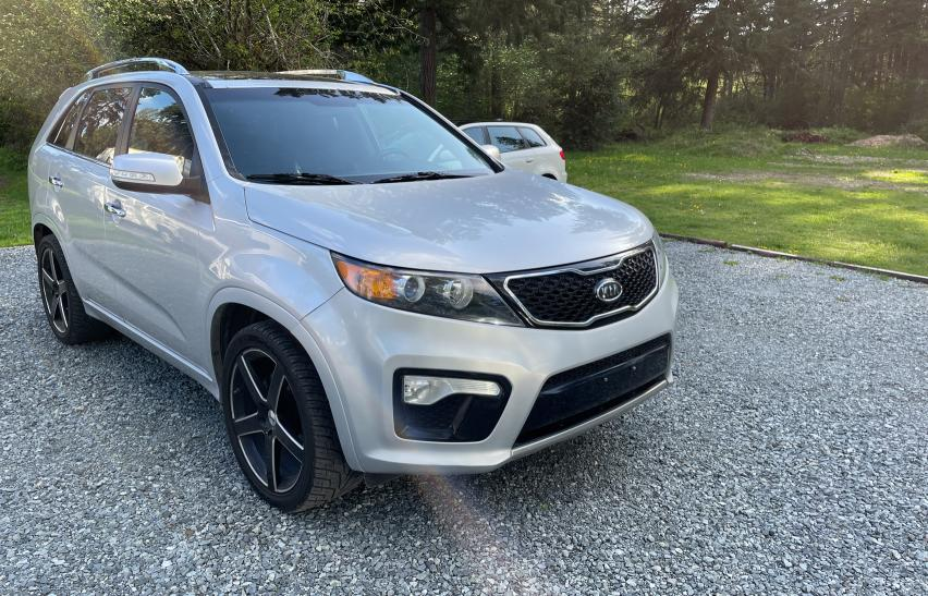 2013 KIA Sorento SX for sale in Graham, WA
