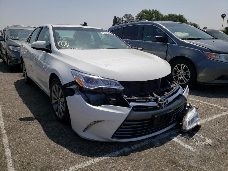 Vehiculos salvage en venta de Copart Van Nuys, CA: 2017 Toyota Camry XSE