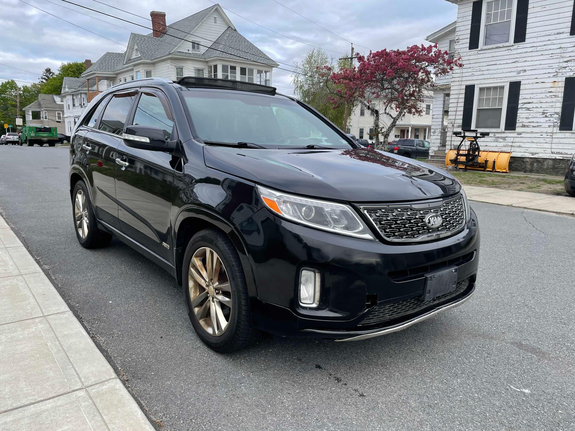 2014 KIA Sorento SX for sale in North Billerica, MA