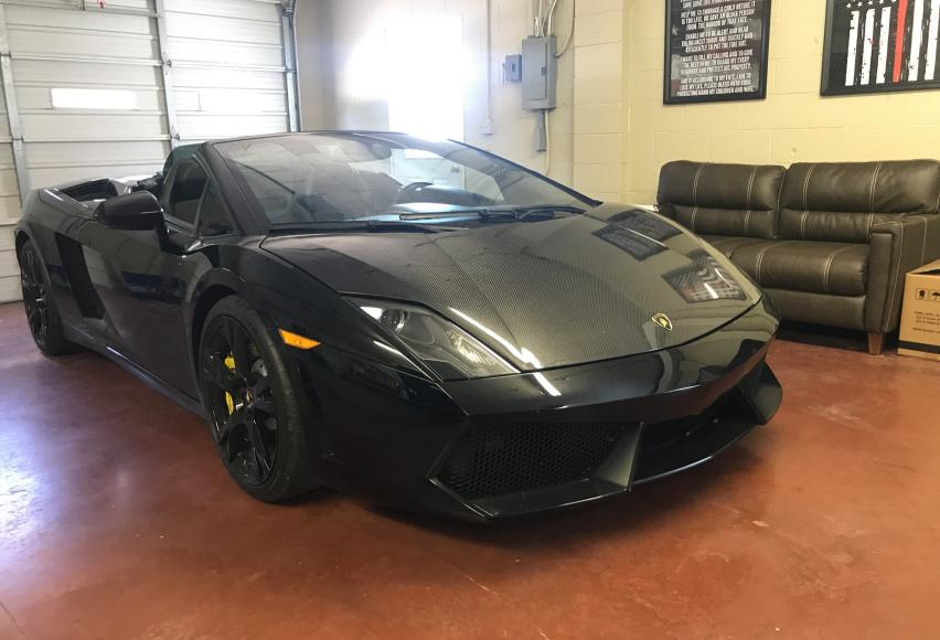 Lamborghini salvage cars for sale: 2012 Lamborghini Gallardo S