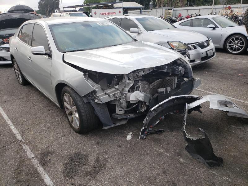 Salvage cars for sale from Copart Van Nuys, CA: 2015 Chevrolet Malibu LTZ