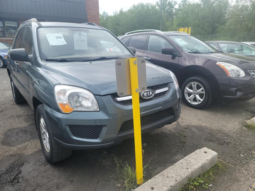 KIA salvage cars for sale: 2009 KIA Sportage L