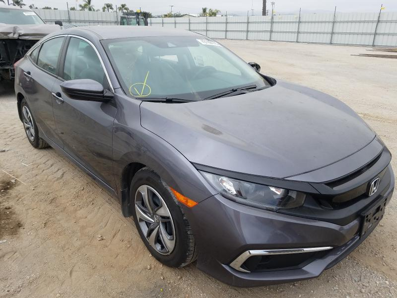 2019 Honda Civic LX for sale in Van Nuys, CA