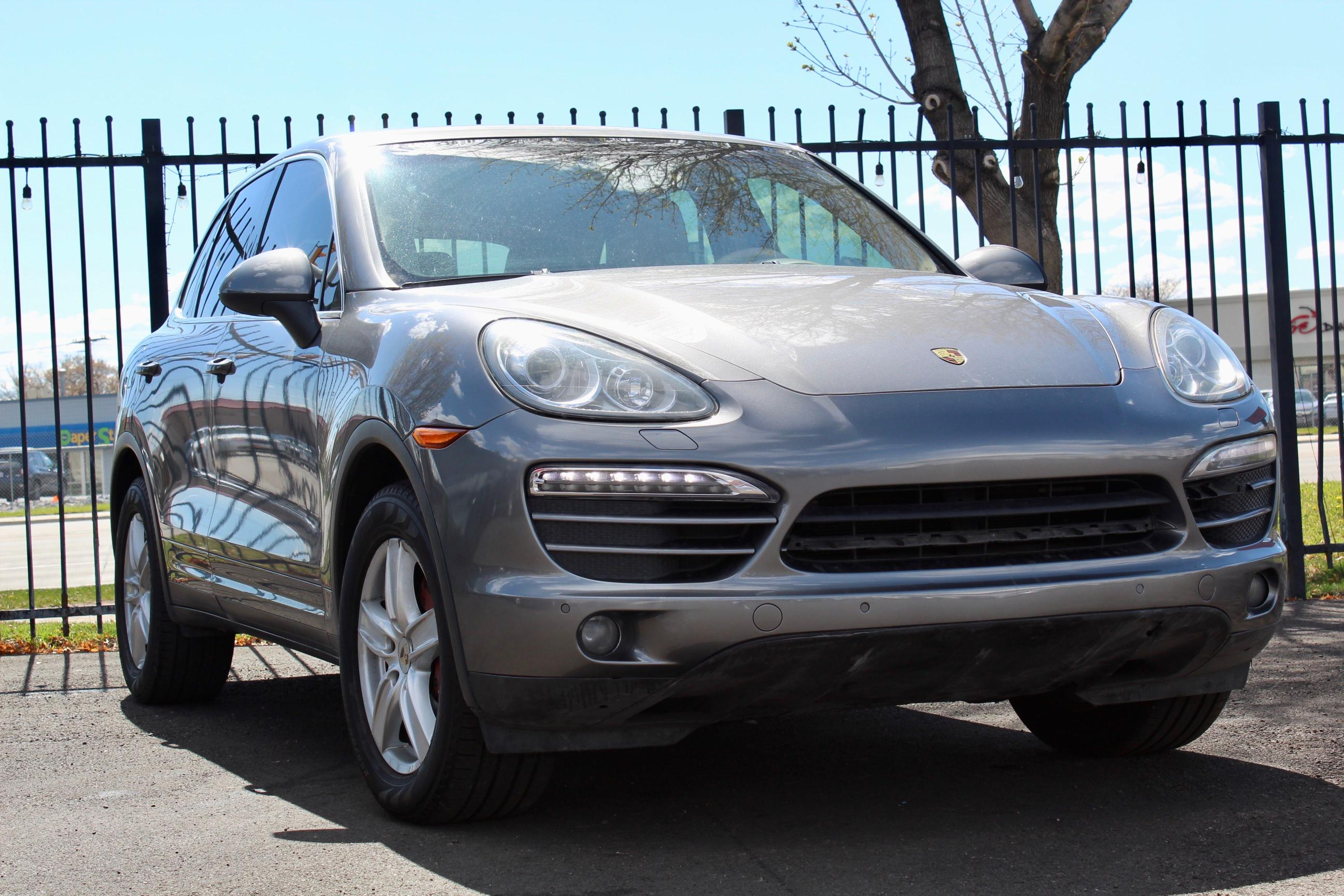 Salvage cars for sale from Copart Magna, UT: 2011 Porsche Cayenne