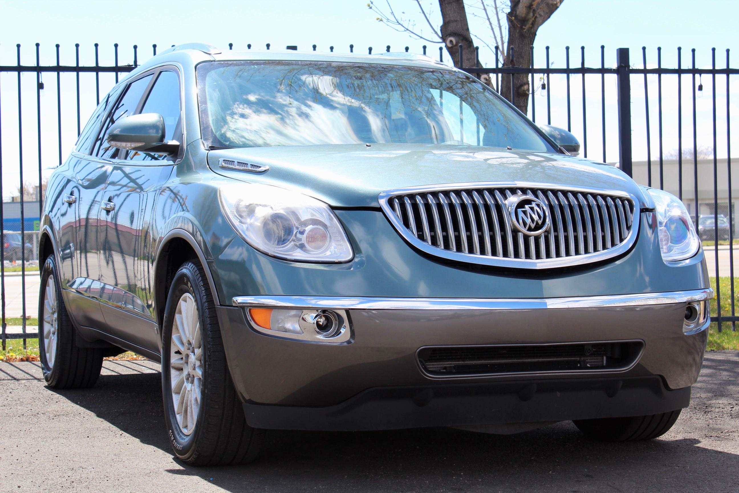 Salvage cars for sale from Copart Magna, UT: 2009 Buick Enclave CX