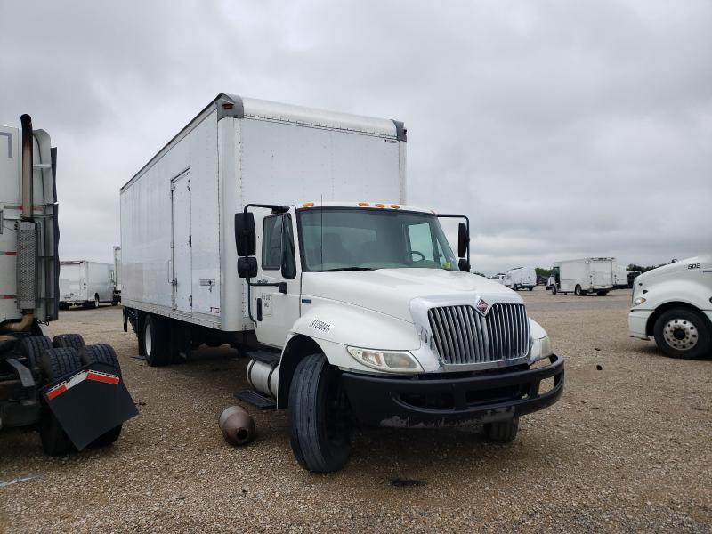 Vehiculos salvage en venta de Copart Wilmer, TX: 2014 International 4000 4300