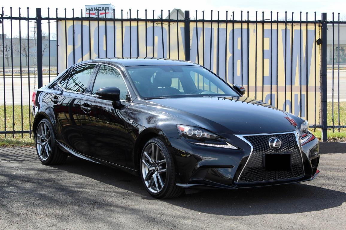 Salvage cars for sale from Copart Magna, UT: 2016 Lexus IS 350