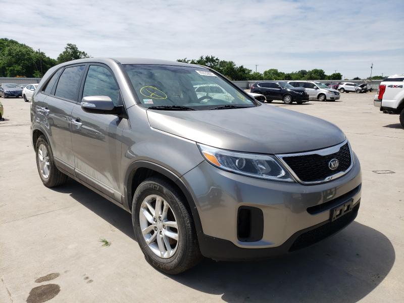 Vehiculos salvage en venta de Copart Wilmer, TX: 2014 KIA Sorento LX