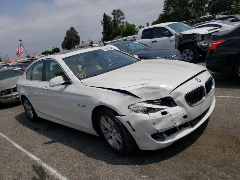 2013 BMW 528 I WBAXG5C53DD231338