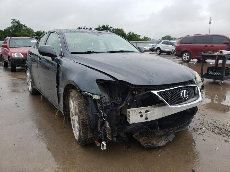 Vehiculos salvage en venta de Copart Wilmer, TX: 2007 Lexus IS 250