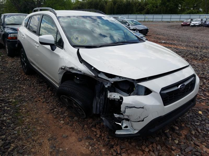 Salvage cars for sale from Copart Pennsburg, PA: 2020 Subaru Crosstrek