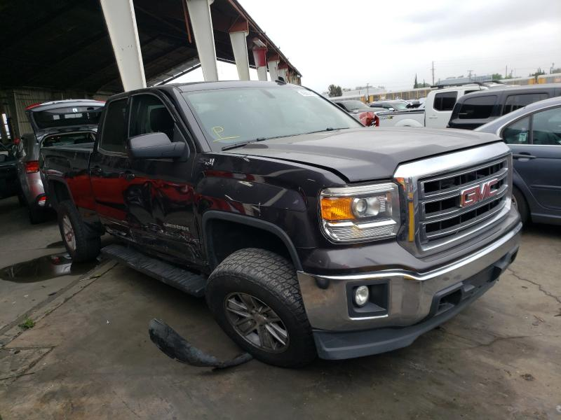 Salvage cars for sale from Copart Van Nuys, CA: 2014 GMC Sierra K15