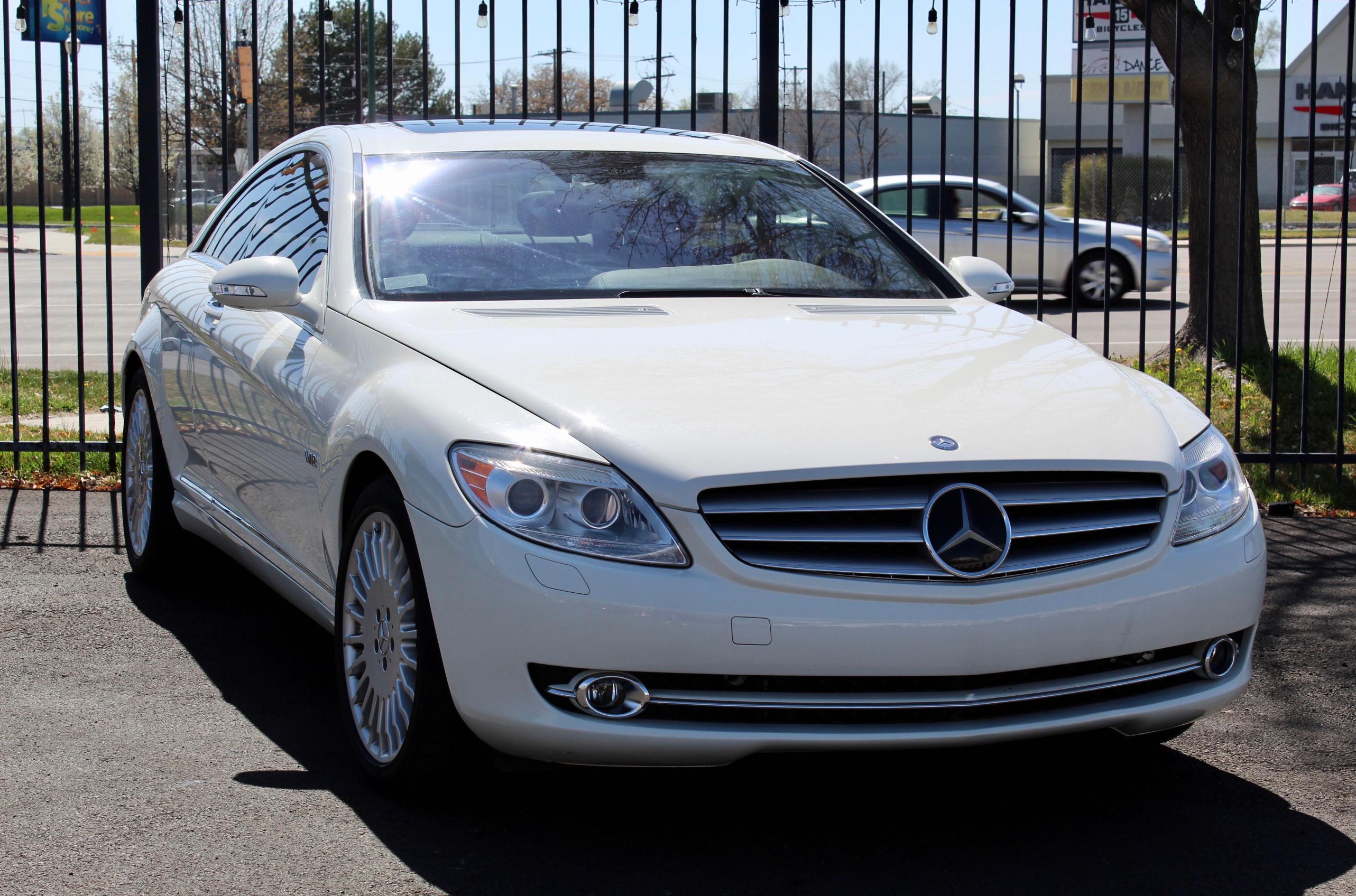 Mercedes-Benz Vehiculos salvage en venta: 2007 Mercedes-Benz CL 600