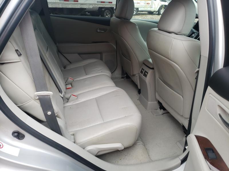 2012 LEXUS RX 350 2T2BK1BA1CC134231