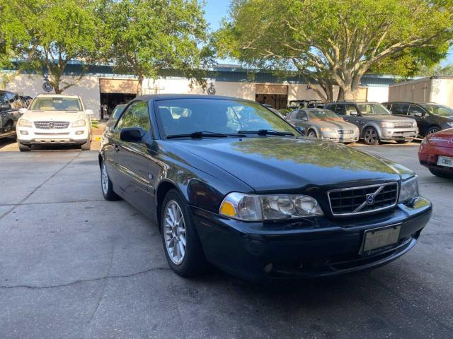 Salvage cars for sale from Copart Eight Mile, AL: 2004 Volvo C70 HPT