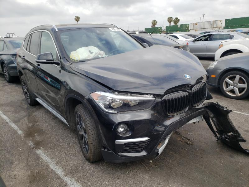 2019 BMW X1 SDRIVE2 WBXHU7C56K3H46211