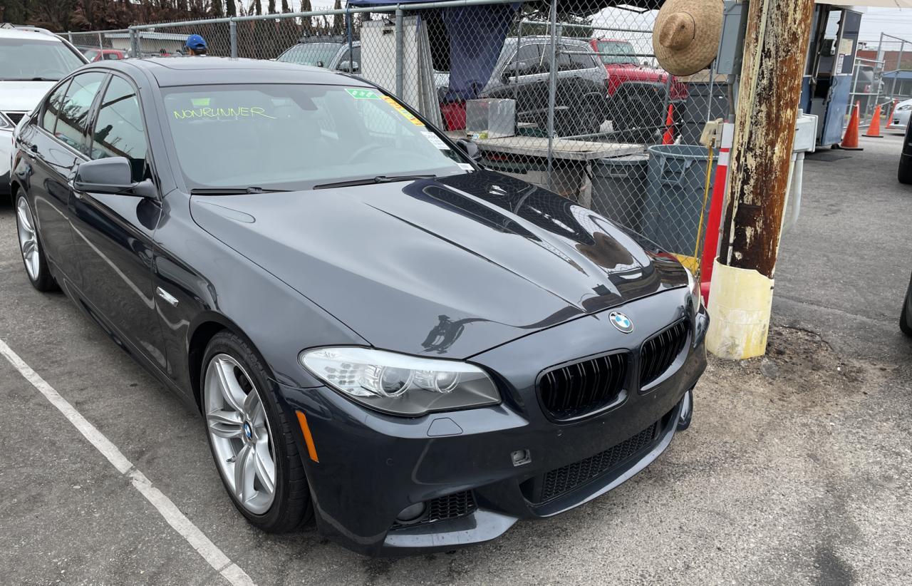 2013 BMW 550 I - WBAFR9C54DDX80043