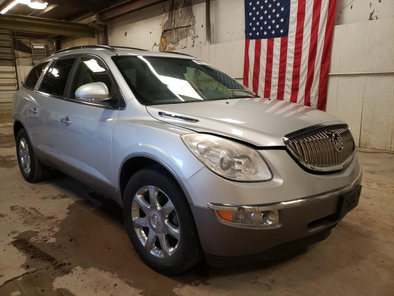 Salvage cars for sale at Casper, WY auction: 2010 Buick Enclave