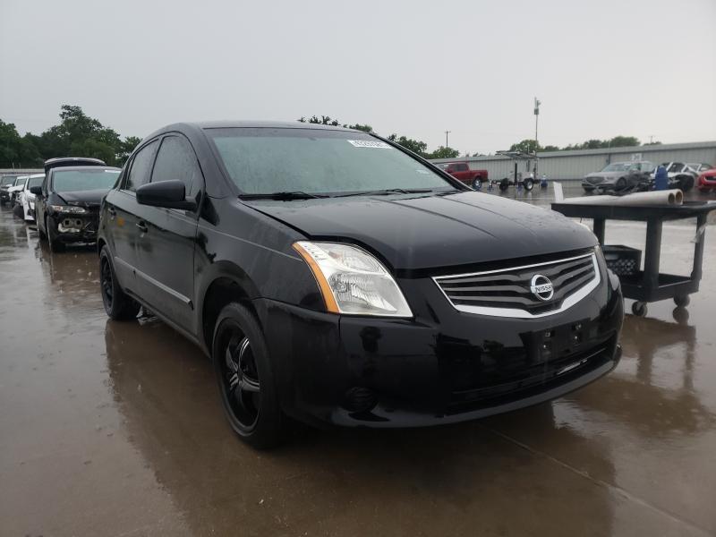 Vehiculos salvage en venta de Copart Wilmer, TX: 2012 Nissan Sentra 2.0