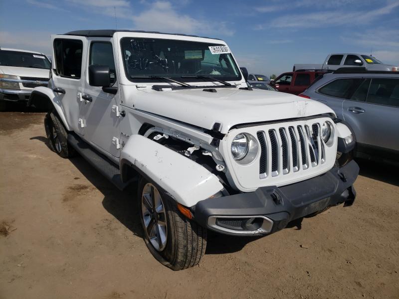 2020 Jeep Wrangler U en venta en Brighton, CO
