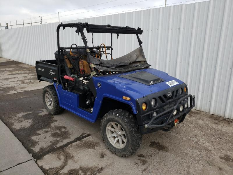Salvage cars for sale from Copart Littleton, CO: 2016 Joyner Renegade
