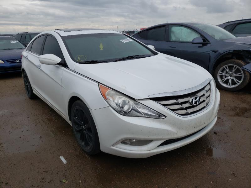 Salvage cars for sale from Copart Brighton, CO: 2011 Hyundai Sonata SE