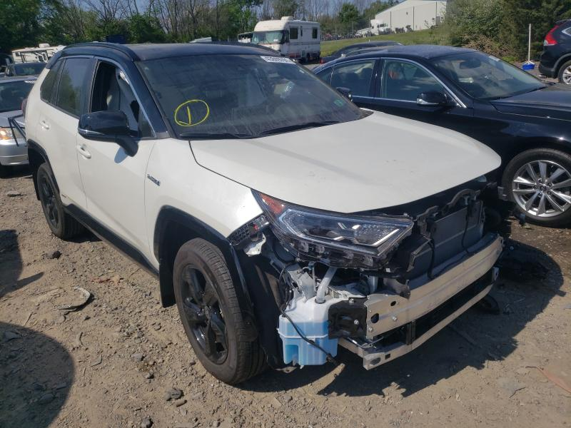 2021 Toyota Rav4 XSE en venta en Pennsburg, PA
