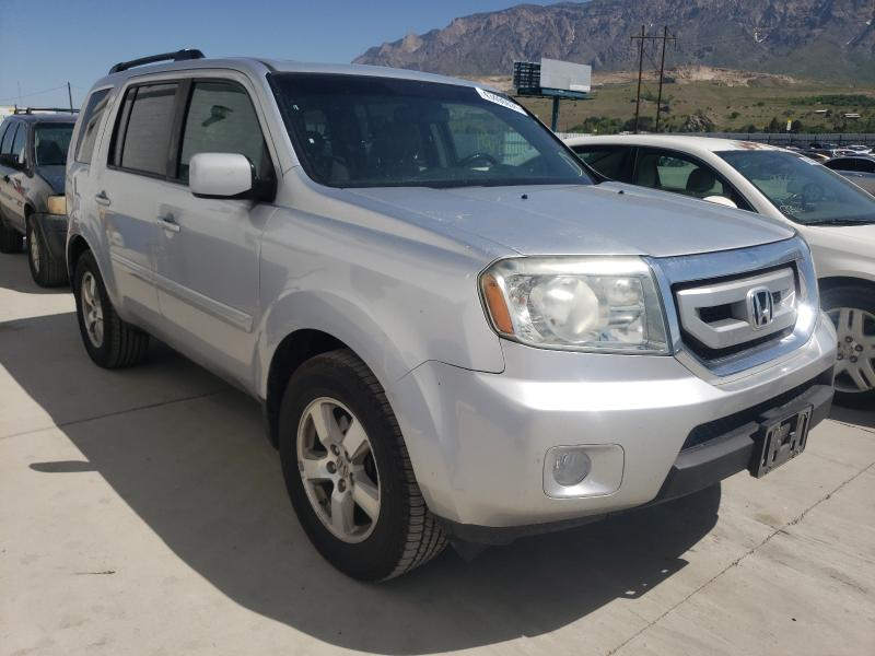 Salvage cars for sale from Copart Farr West, UT: 2010 Honda Pilot EXL