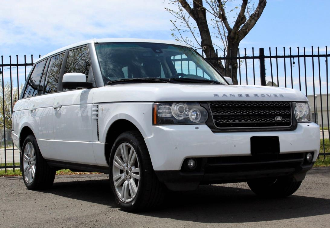Salvage cars for sale from Copart Magna, UT: 2012 Land Rover Range Rover