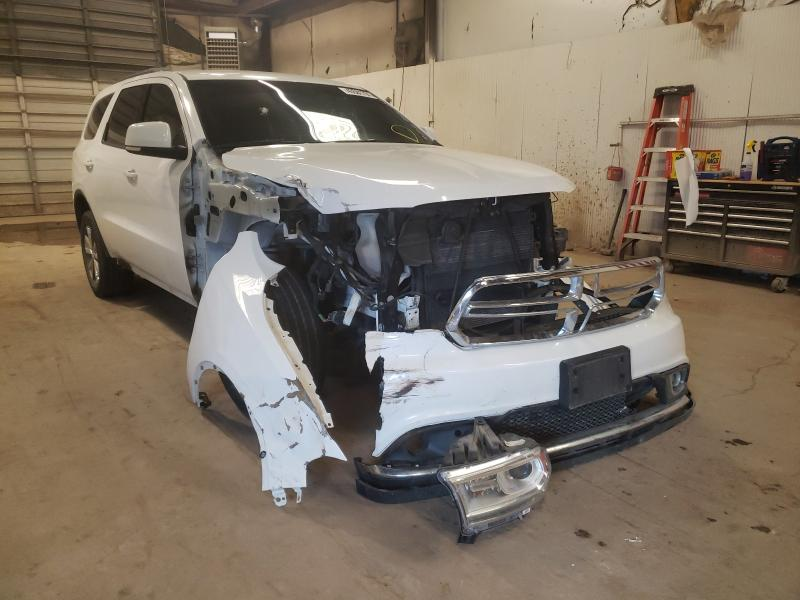 Dodge salvage cars for sale: 2015 Dodge Durango LI