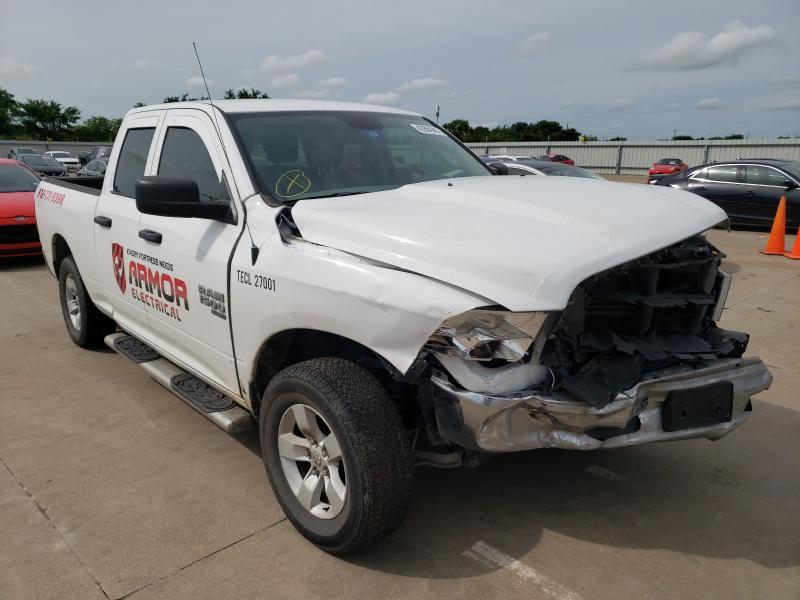 Vehiculos salvage en venta de Copart Wilmer, TX: 2019 Dodge RAM 1500 Class