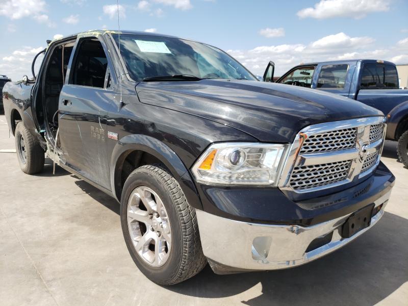 Vehiculos salvage en venta de Copart Wilmer, TX: 2015 Dodge 1500 Laram