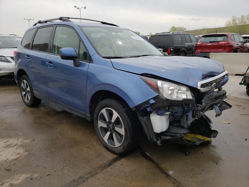 Subaru salvage cars for sale: 2017 Subaru Forester 2