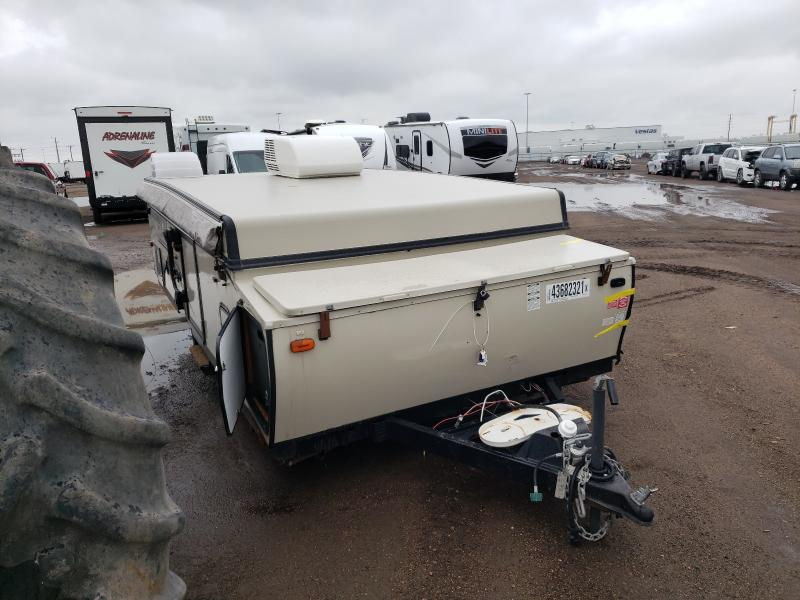 Forest River Trailer salvage cars for sale: 2014 Forest River Trailer