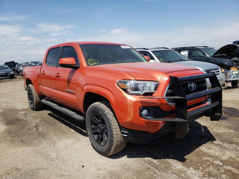 Vehiculos salvage en venta de Copart Brighton, CO: 2016 Toyota Tacoma DOU