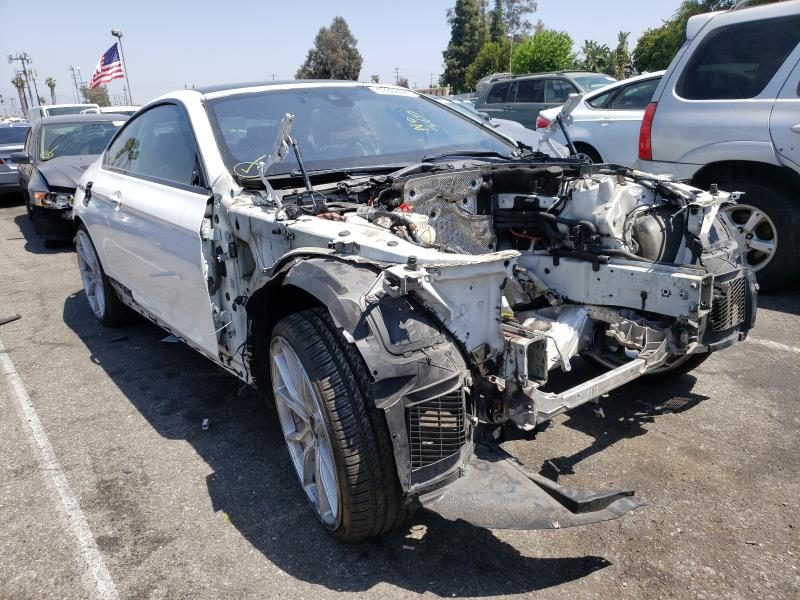 Salvage cars for sale from Copart Van Nuys, CA: 2014 BMW 650 I