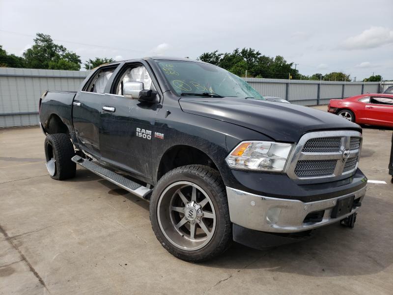 Vehiculos salvage en venta de Copart Wilmer, TX: 2017 Dodge RAM 1500 SLT