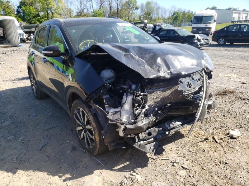 2018 KIA Sportage E en venta en Pennsburg, PA