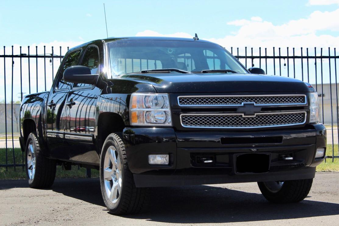 2013 Chevrolet Silverado for sale in Magna, UT