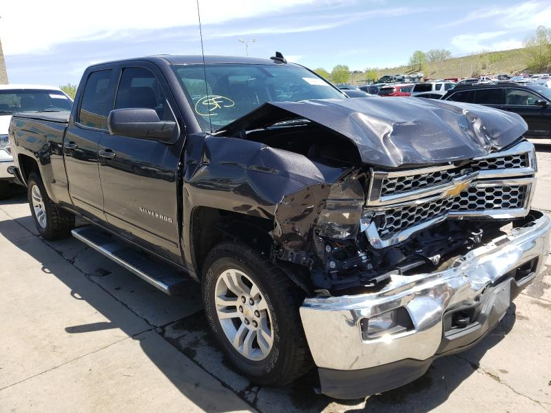 Salvage cars for sale from Copart Littleton, CO: 2015 Chevrolet Silverado