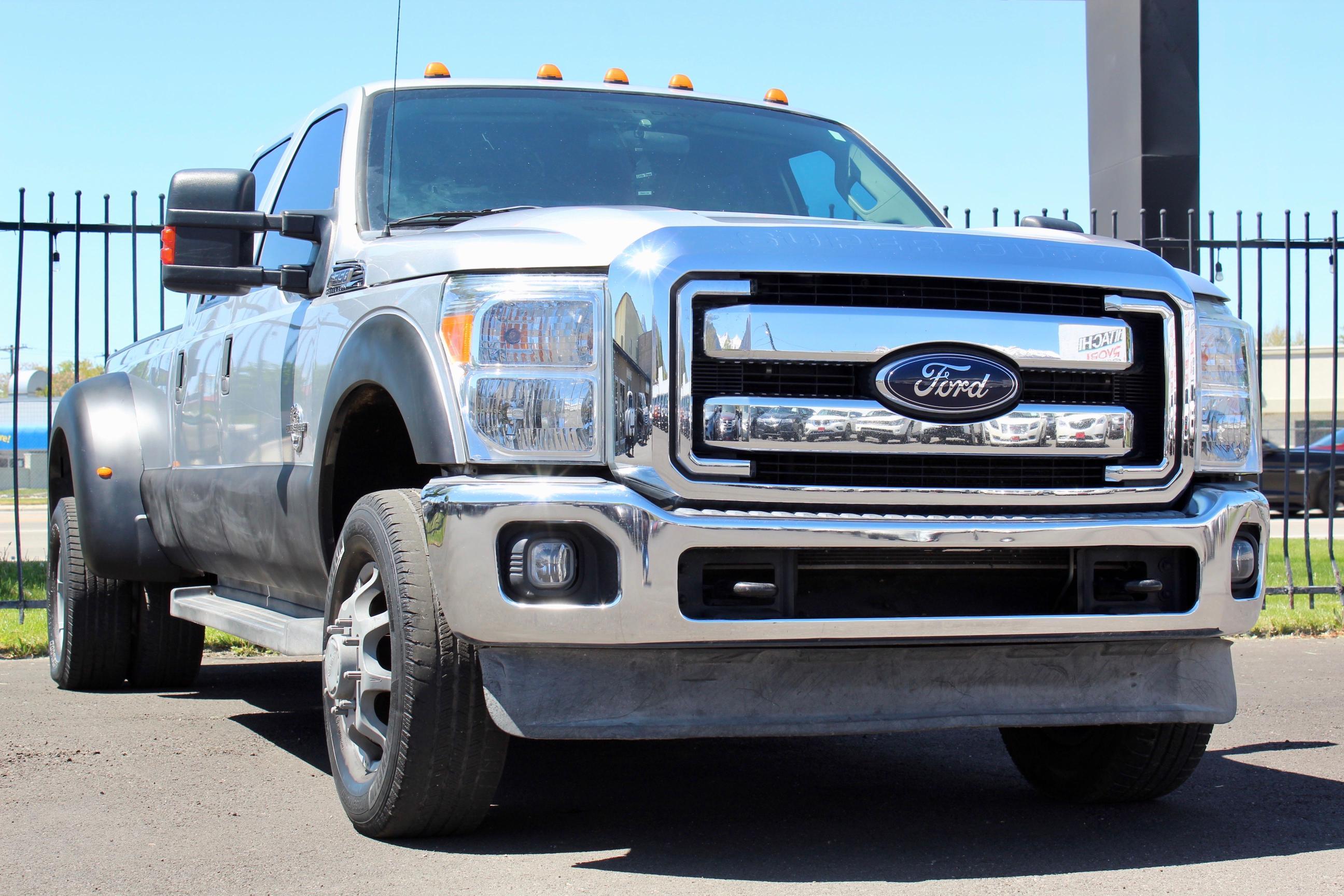 Vehiculos salvage en venta de Copart Colton, CA: 2012 Ford F350 Super