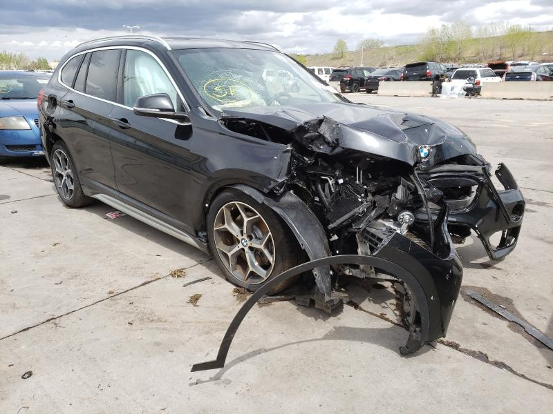 Salvage cars for sale from Copart Littleton, CO: 2019 BMW X1 XDRIVE2