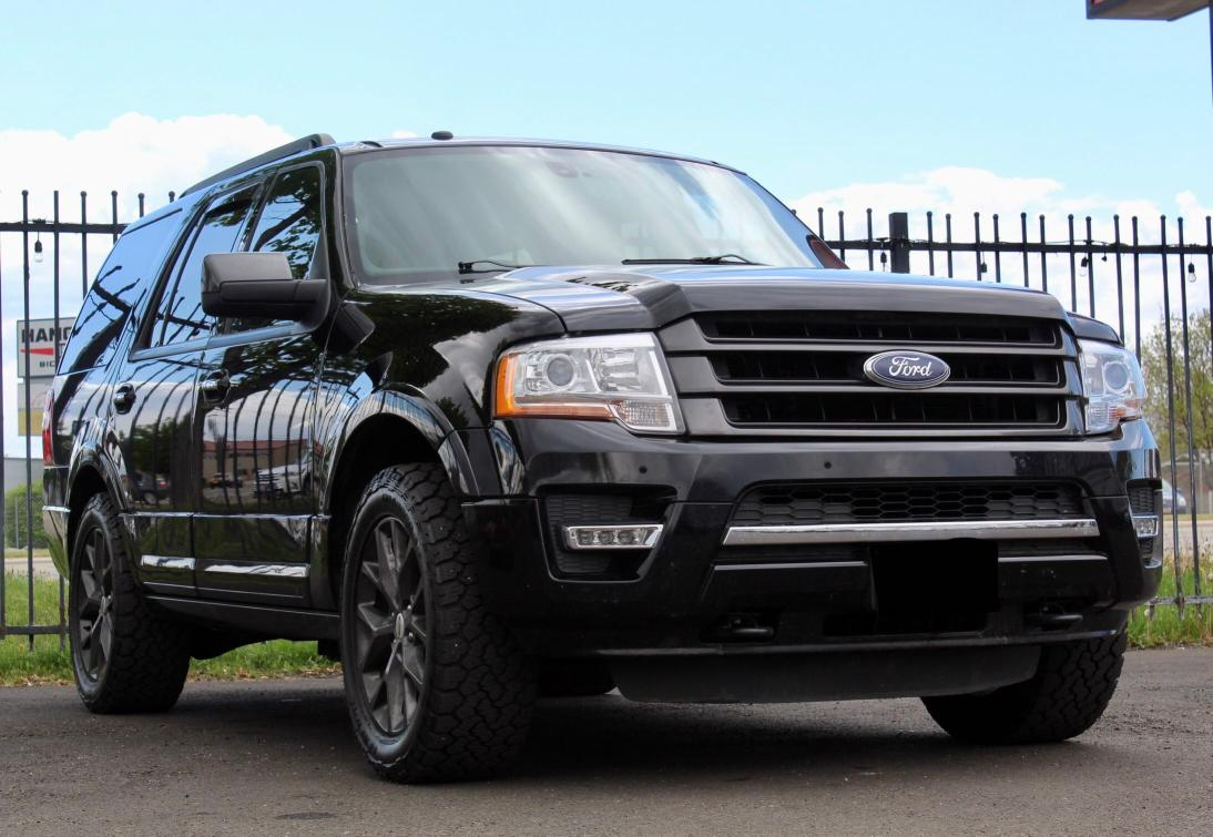 Salvage cars for sale from Copart Magna, UT: 2017 Ford Expedition